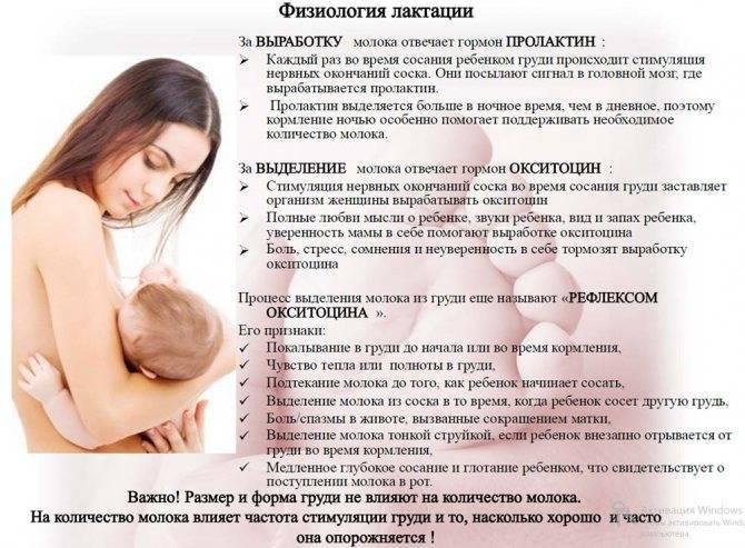 Причины и лечение выпадения волос при грудном вскармливании