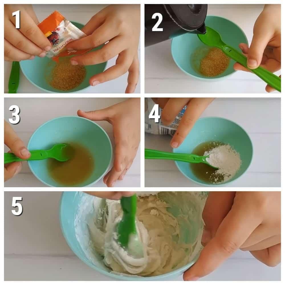 9 очень простых рецептов слайма с минимумом ингредиентов