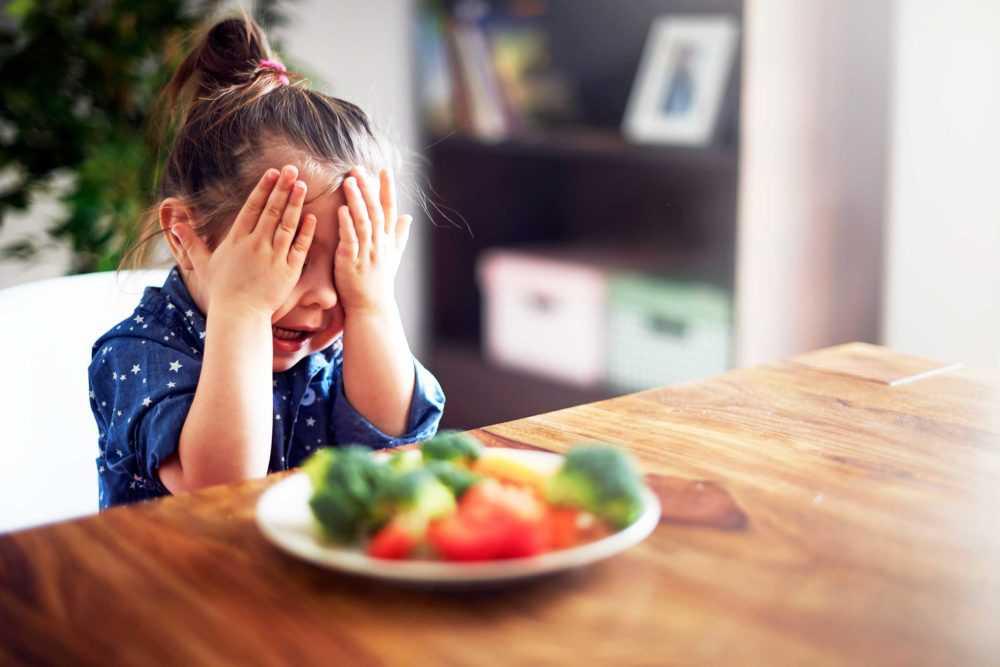 Плохой аппетит у ребенка 3 года | yurys.ru