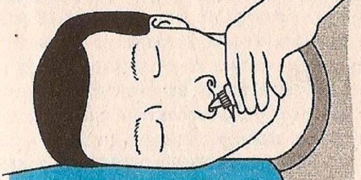 Закапывание капель в уши глаза нос алгоритм детям