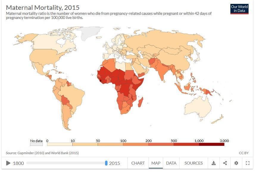 Почему в сша растёт материнская смертность? (владимир маслов)