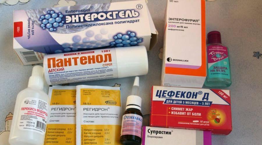 Аптечка для ребенка на море: список лекарств в дорогу, на дачу (комаровский)   препараты   vpolozhenii.com