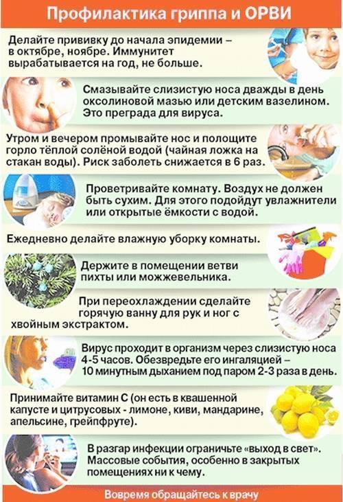 Профилактика заболеваний у детей, или как уберечь ребенка от болезни