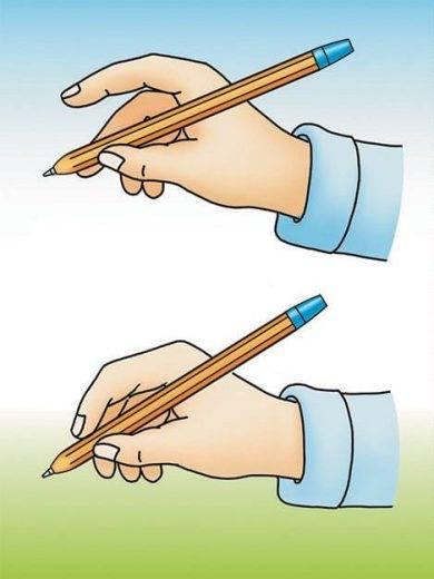 Как научить ребенка правильно держать ручку, 6 простых способов. дом и семья   | советы тут