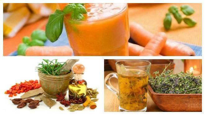 Народные средства от аллергии: отвары, настои, мази