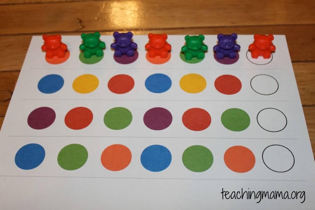 Как научить ребенка различать цвета и в каком возрасте?