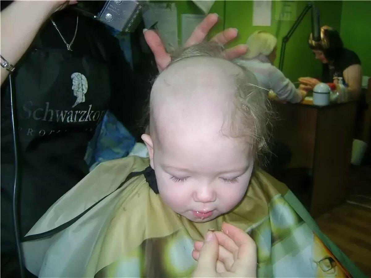Что делать, если ребенок боится стричься в парикмахерской - полезные советы