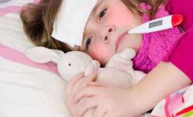 Первая доврачебная помощь при фебрильных судорогах у детей