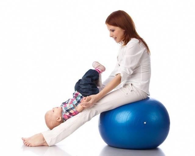 Когда можно начинать заниматься спортом после родов кормящей маме - семейный вопрос