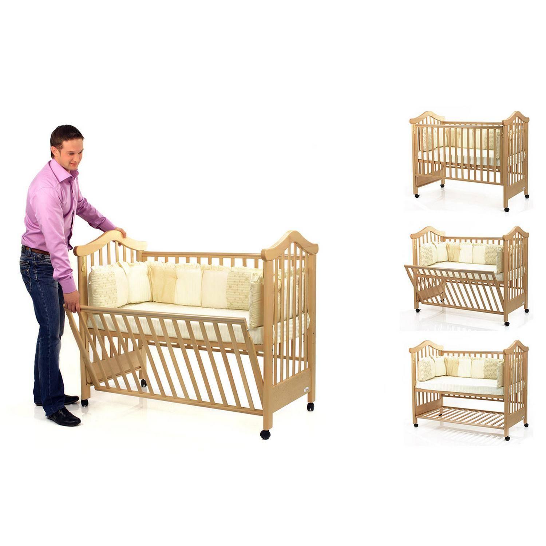 Как выбрать кроватку для новорожденного ребенка: преимущества моделей с продольным и поперечным маятником | умный выбор | яндекс дзен