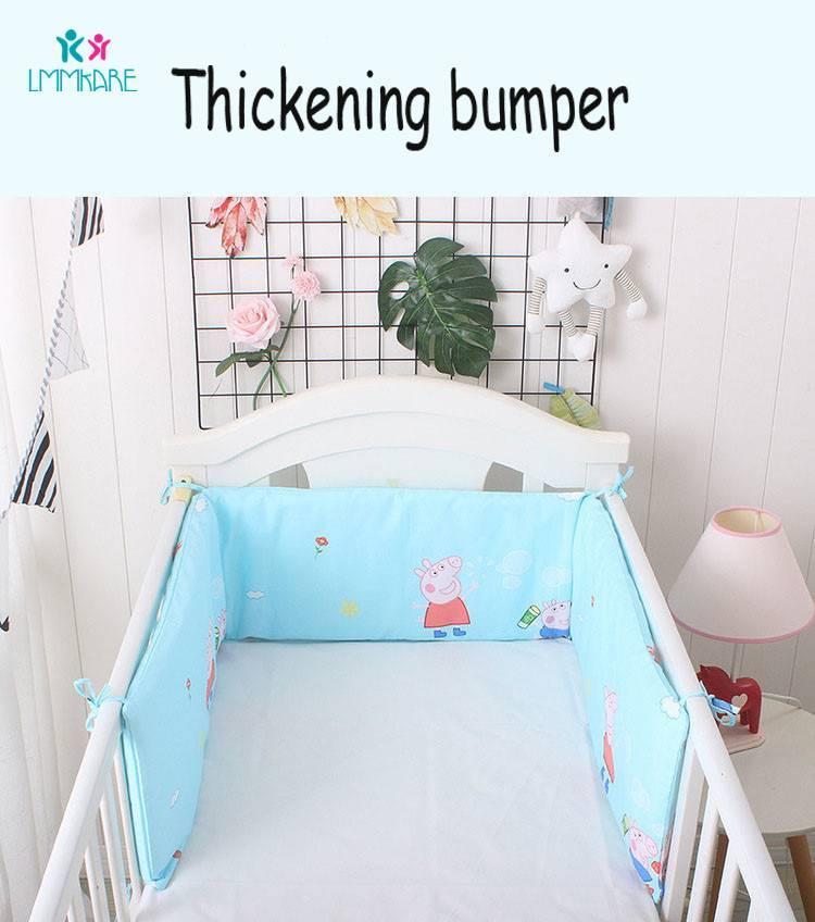 Как сшить бортики в кроватку для новорожденных своими руками