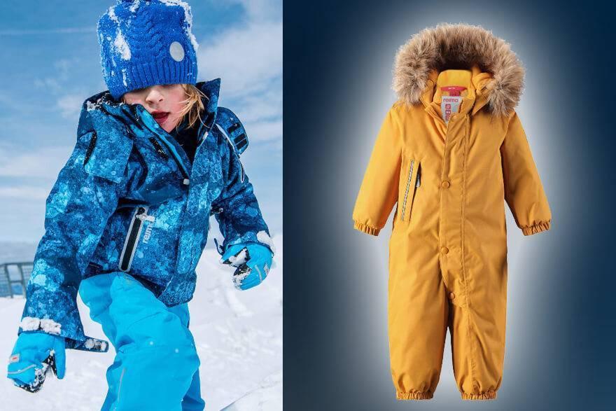 Как одеть малыша по погоде?