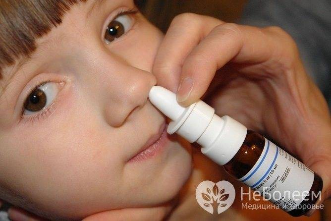 Долгий насморк у ребенка чем лечить