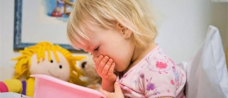 Какие заболевания сопровождаются рвотой, поносом и температурой у ребенка и что при этом делать