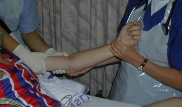 Переломы у детей. первая помощь и лечение