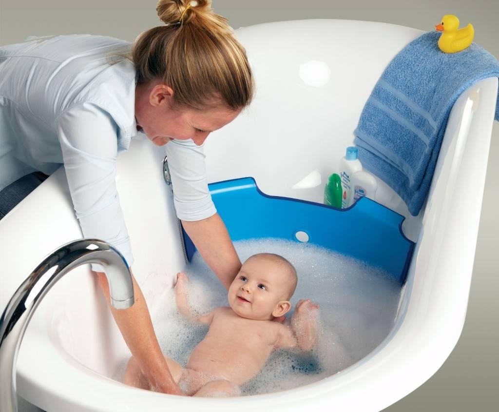 Воздушные ванны для новорожденного