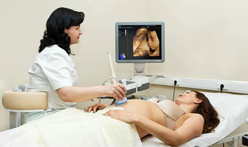 Зачем делают узи шейки матки во время беременности, что именно смотрят и оценивают?