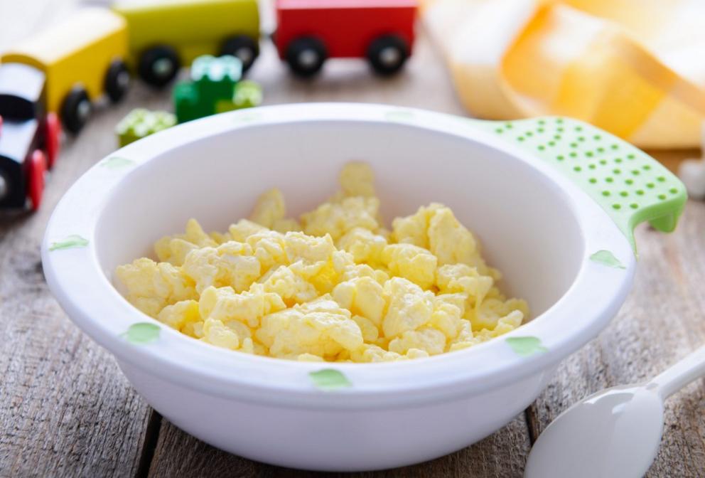 Как приготовить омлет годовалому ребенку? рецепт и особенности приготовления.