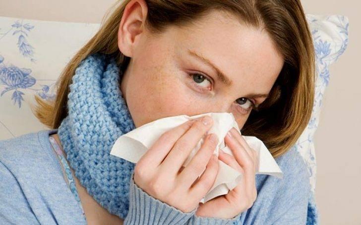 Простуда как признак беременности на ранних сроках