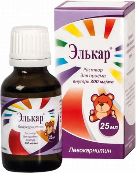 Элькар – инструкция по применению, форма выпуска, дозировка для детей и взрослых, побочные эффекты и цена | информационный портал о здоровье