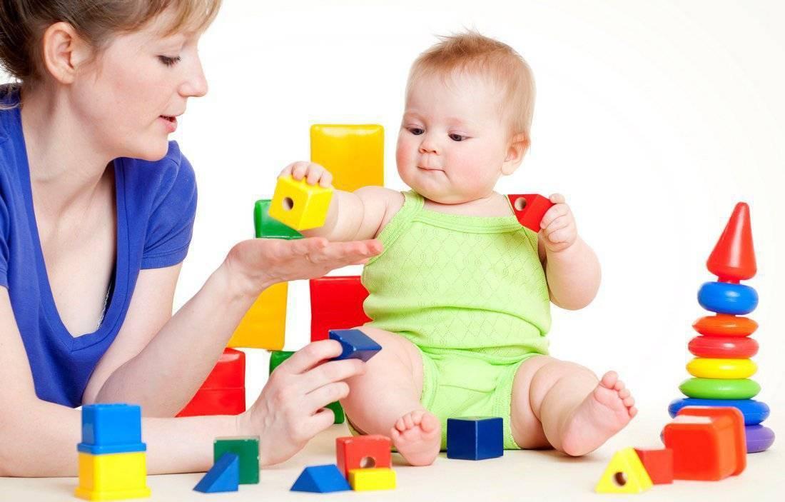 Какие существуют развивающие игрушки для детей от 2 до 5 лет