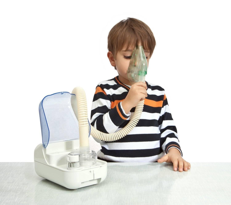 Ингаляции при сильном кашле для ребенка