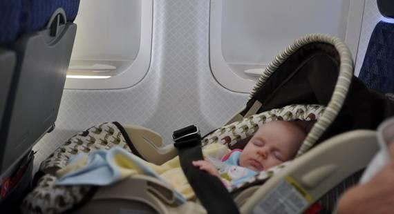 Как перевозить коляску в самолете — отвечаем на вопросы