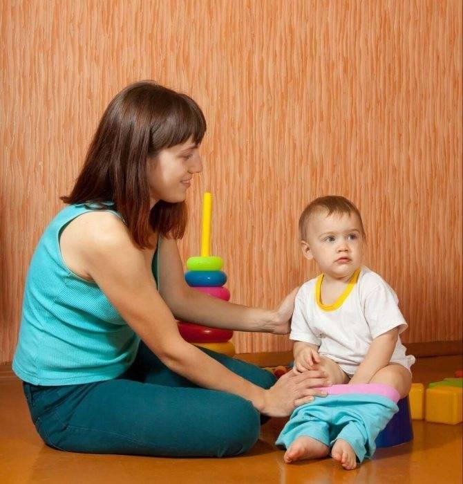 Психологический запор у ребенка: причины, симптомы, профилактика
