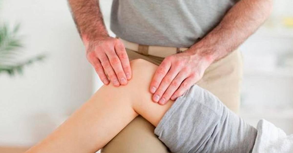 Почему у ребенка болят колени