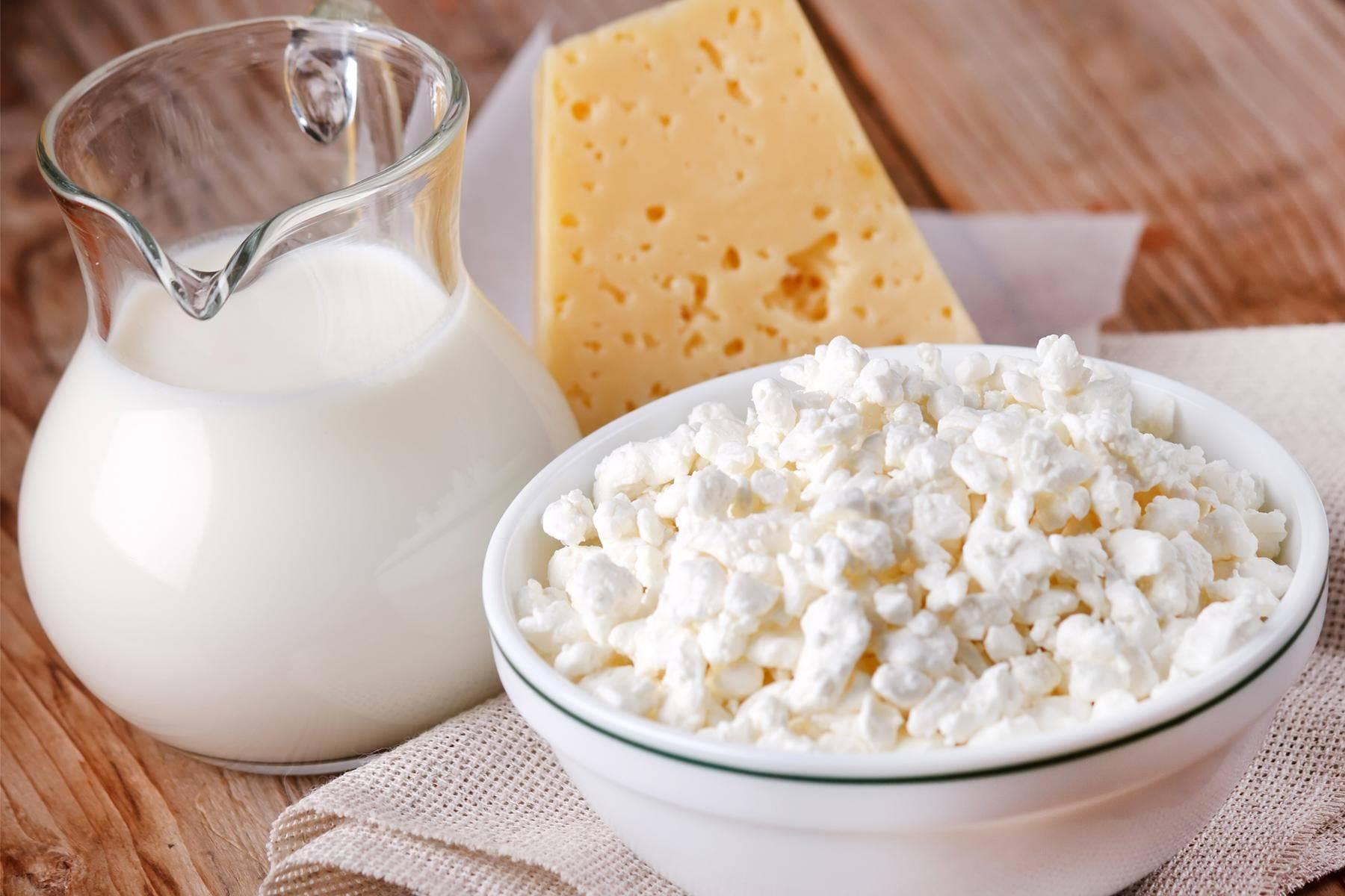 Кисломолочные продукты при грудном вскармливании: за и против