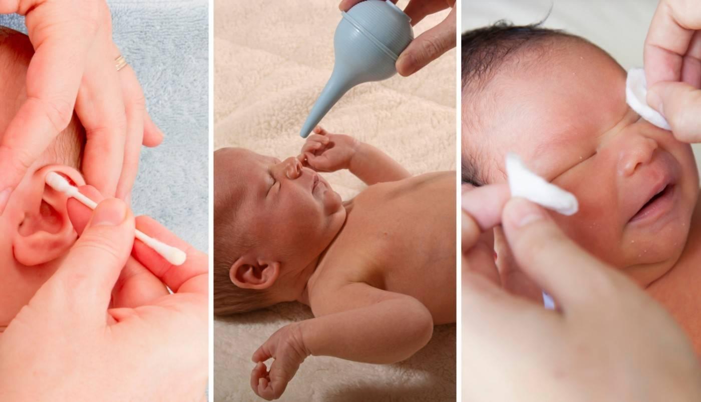 Как ухаживать за новорожденным в первые месяцы жизни?