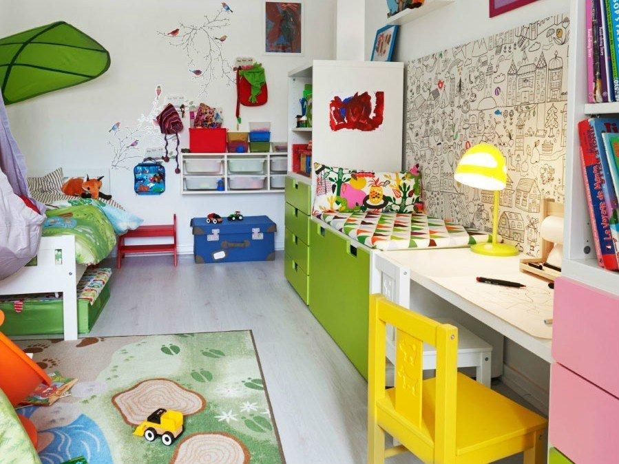 Детская мебель икеа – лучшие идеи и варианты ее применения. 100 фото оригинальных моделей из последних каталогов