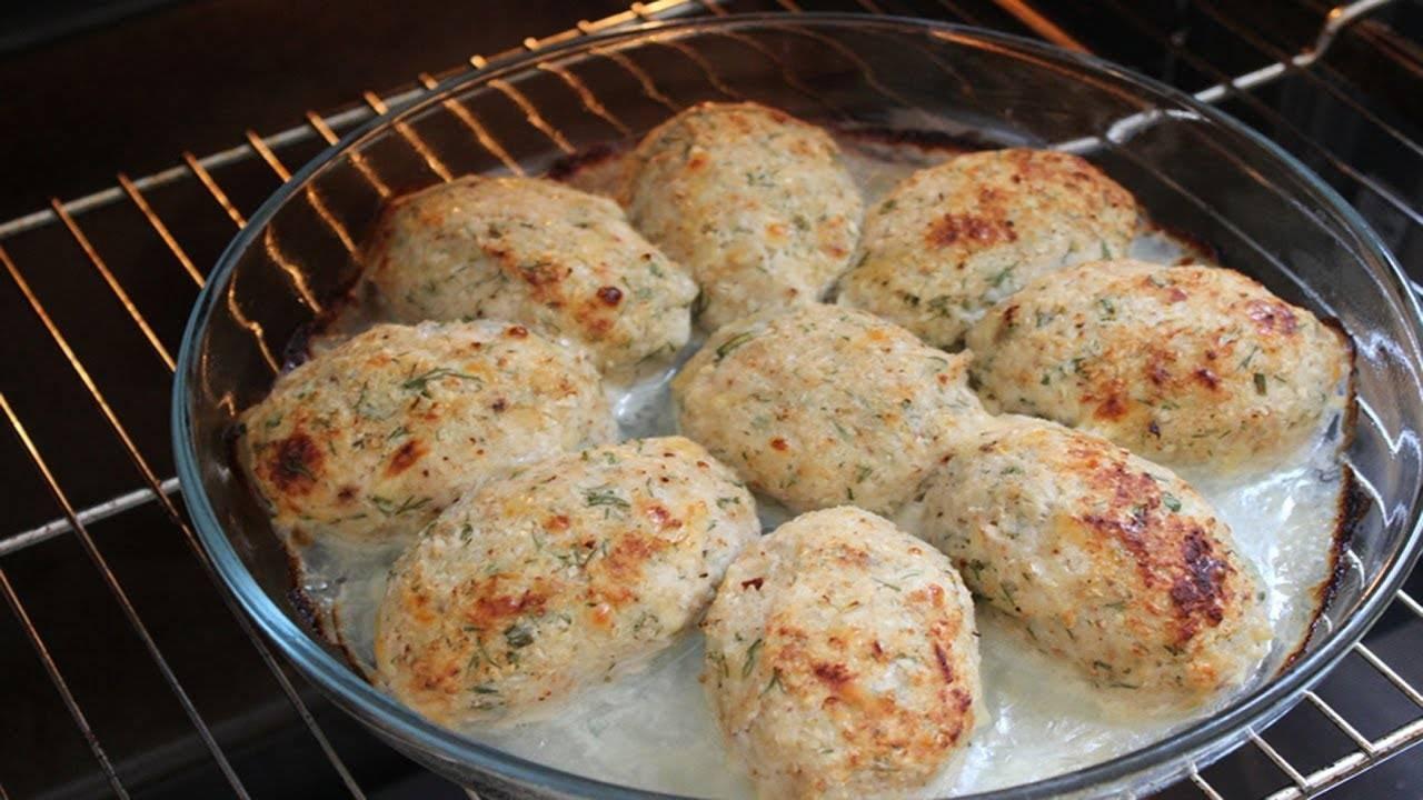 Рыбные котлеты с овсяными хлопьями - 15 пошаговых фото в рецепте