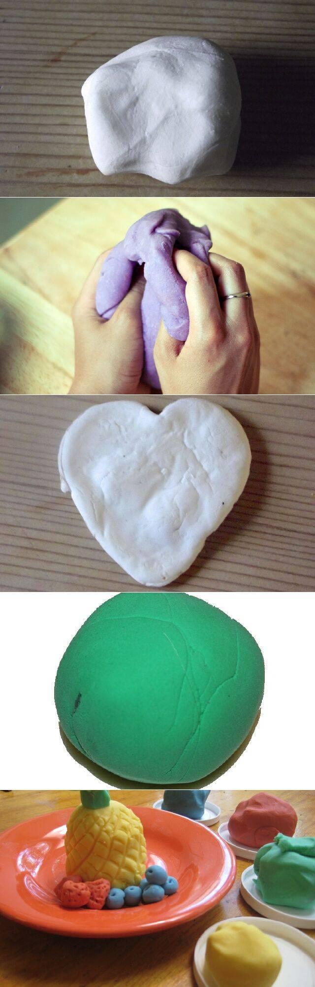 Как сделать поделки из соленого теста своими руками: советы и картинки для детей пошагово