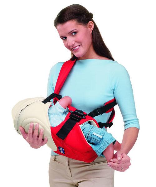 О рюкзаке-переноске