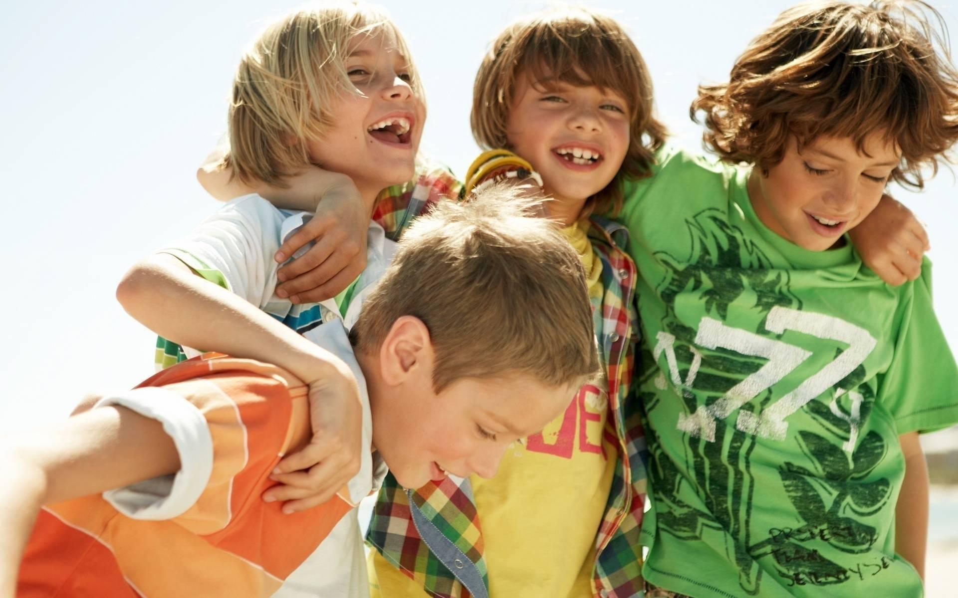Научите нас дружить! как ребенка научить дружить