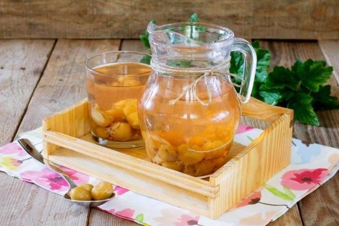 Компот для грудничка: из сушеных яблок, кураги, сухофруктов