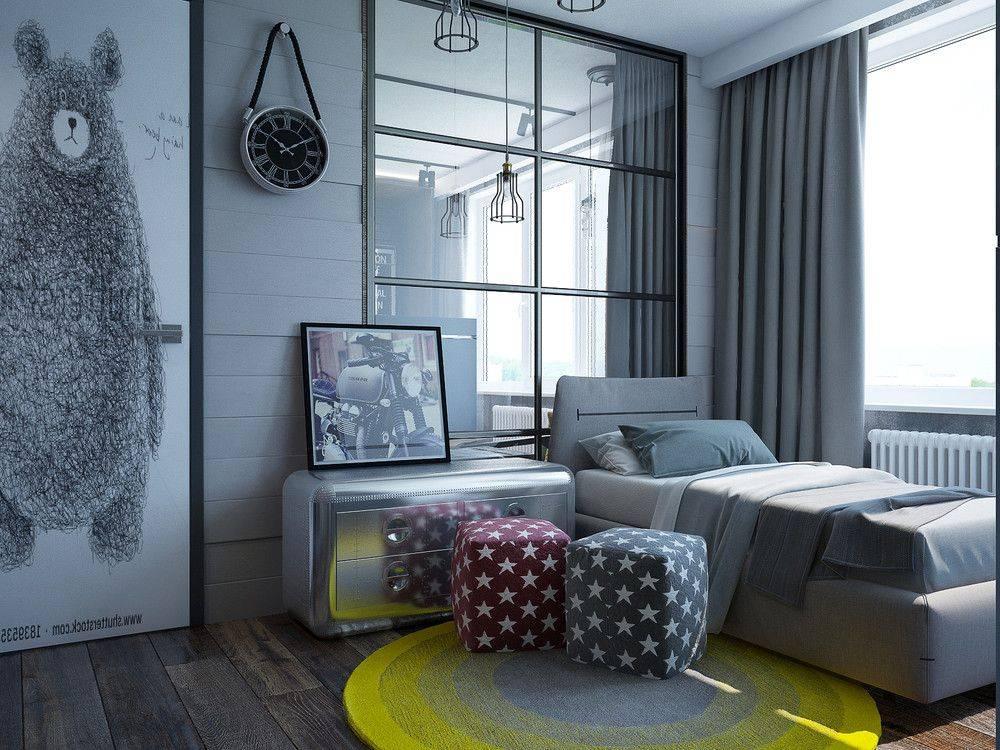 Детская в стиле лофт: комната подростка для мальчика, дизайн кровати для девочки, интерьер девушки стильная детская в стиле лофт: советы по оформлению комнаты – дизайн интерьера и ремонт квартиры своими руками