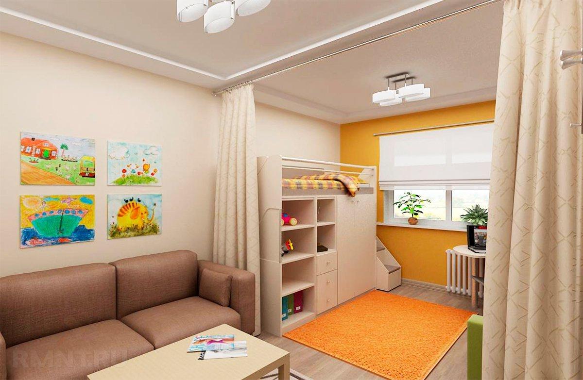 Как оформить прихожую совмещенную с гостиной - лучшие дизайнерские решения