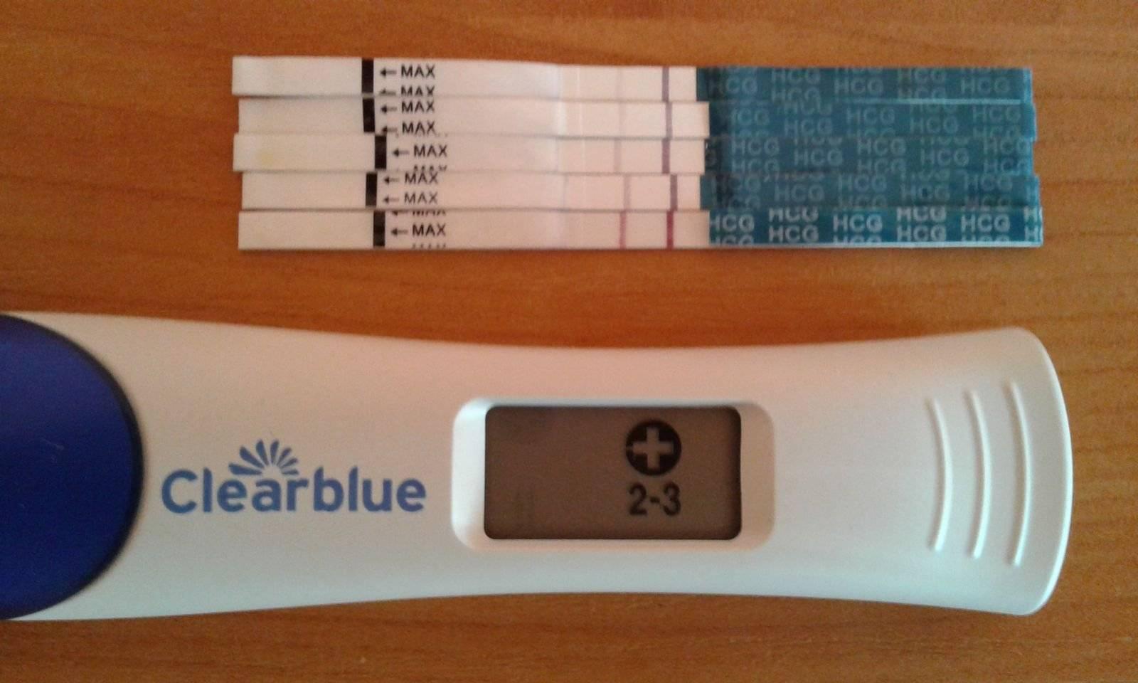 Тест на беременность: вторая полоска еле видна и что влияет на показания теста?