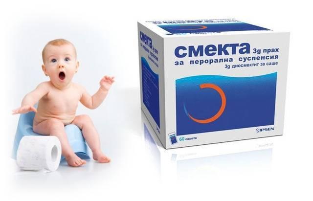Что делать, когда у годовалого ребенка понос и высокая температура