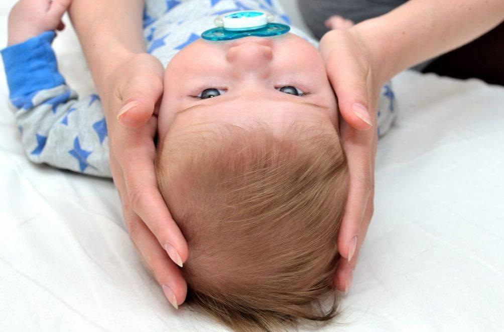 Гематома на голове у новорожденного после родов: когда проходит, последствия - вся медицина