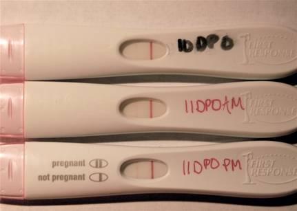 Может ли результат теста на беременность быть ошибочным?