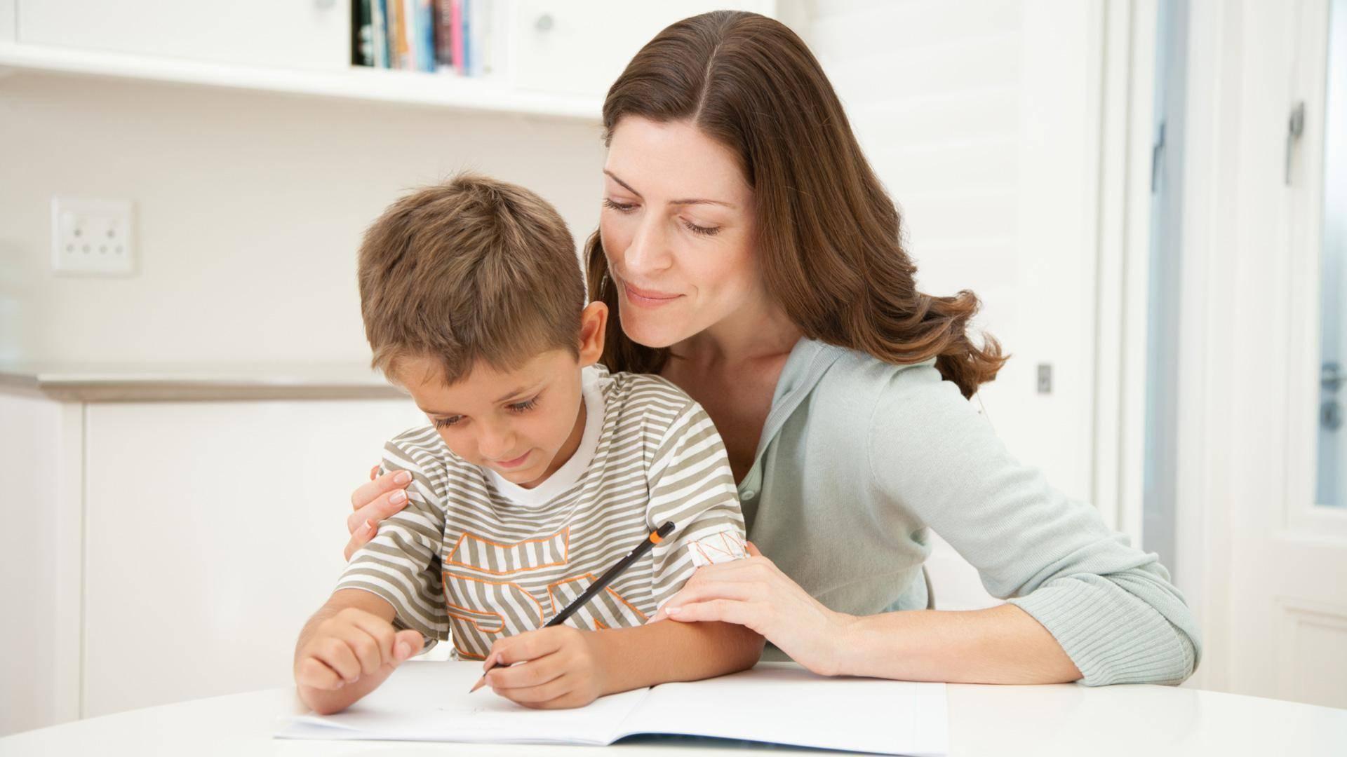 Как правильно делать уроки в первом и втором классе: 8 шагов