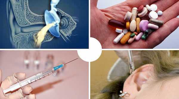 Антибиотики при отите у детей — какие препараты при заболевании лучше?