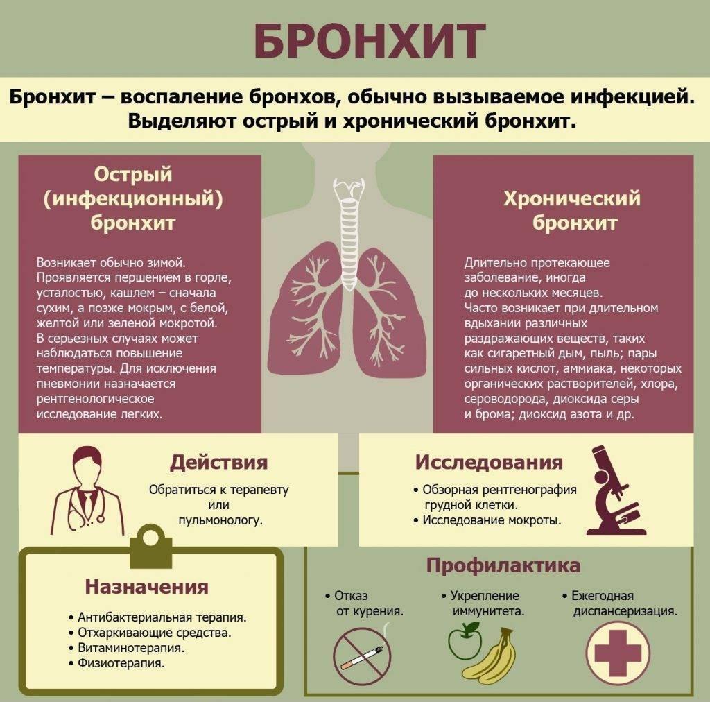 Острый бронхит у детей: симптомы и лечение, профилактика, клинические рекомендации, чем лечить