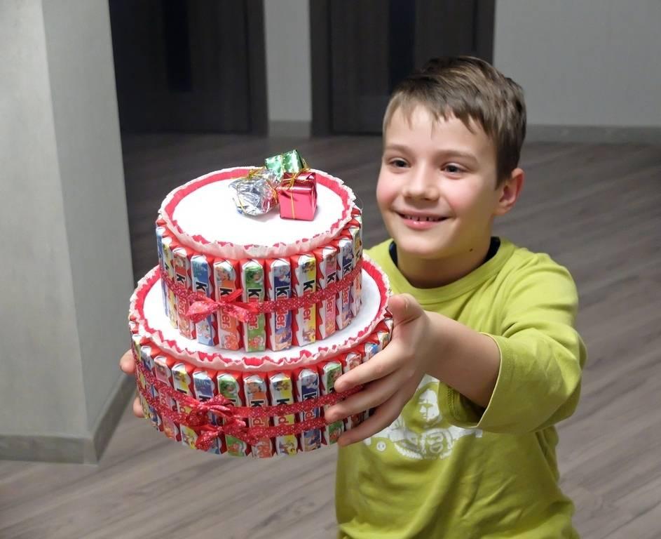 Что подарить сыну на день рождения 7-8 лет