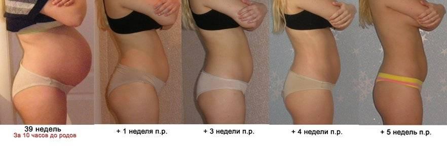 3 детали сброса веса после родов