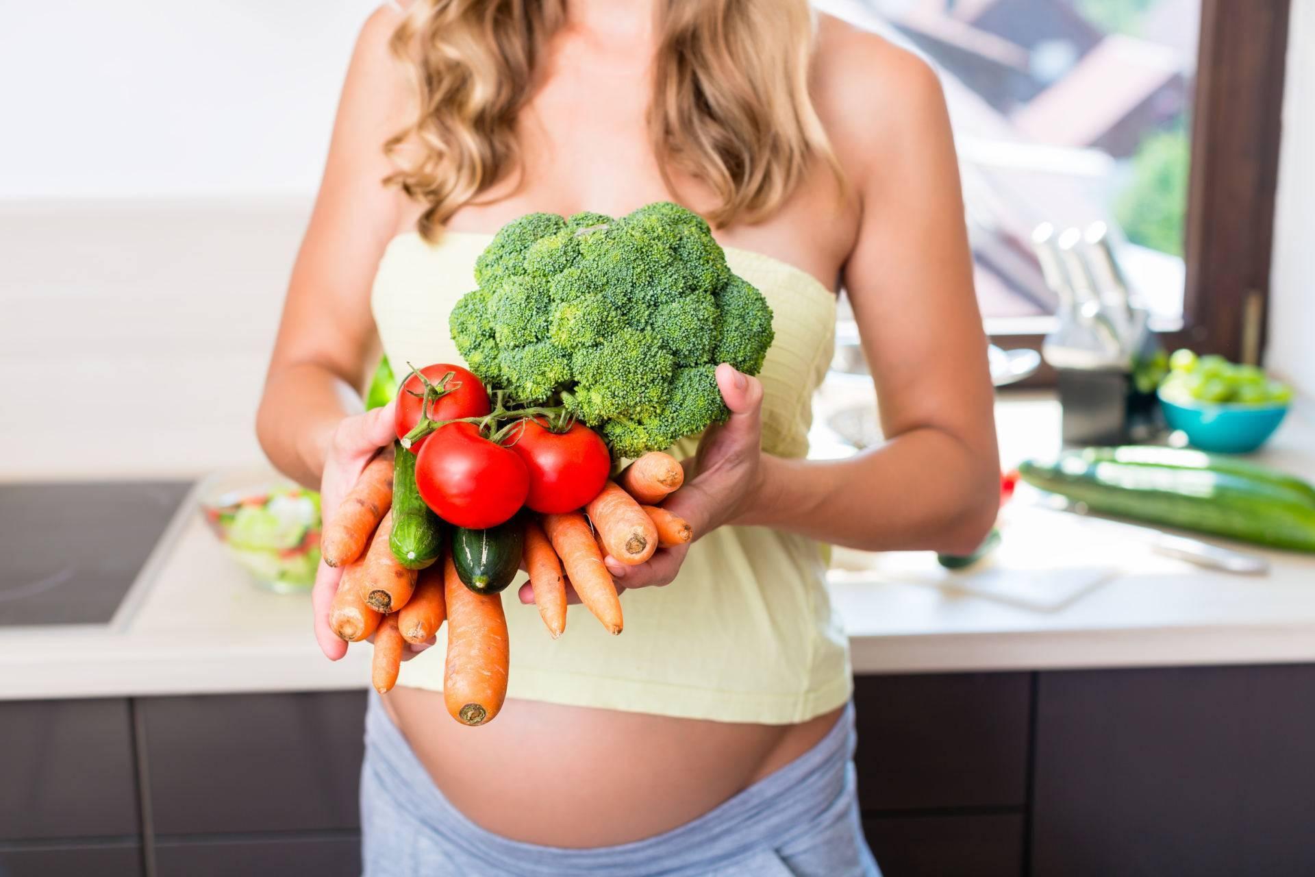 Вегетарианство при беременности: польза и вред. вегетарианство и беременность: мнение врачей