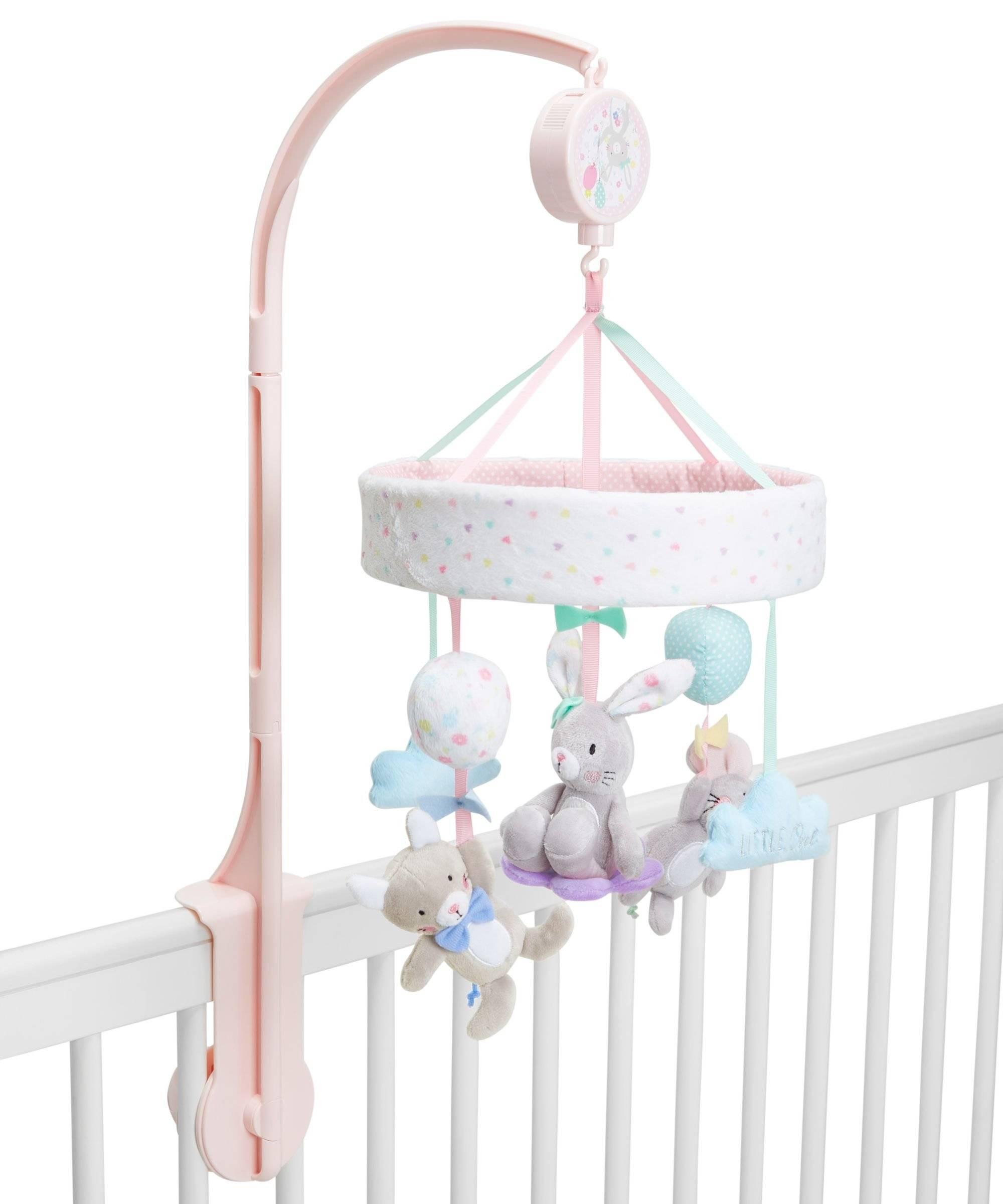 Как выбрать мобиль для новорождённого